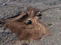Talas'ta Kırsaldaki hayvanlar için 3 adet doğal gölet yapıldı