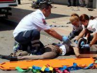 Kayseri'de Trafik kazasına karışan öğretmene 18 bin tl ceza