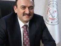 Kayseri Milli Eğitim Müdürü Çandıroğlu'ndan Veda mesajı