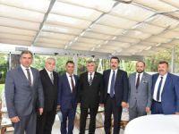 Kayseri Damızlık Birliği ve Bahçelik Sulama Birliği Heyeti Tarım Bakanlığı'nı Ziyaret Etti