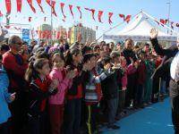 300 OKULUN SPOR MALZEMESİ KAYSERİ BÜYÜKŞEHİR'DEN