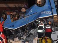 11 kişinin öldüğü kazada midibüs sürücüsünün cezası 10 yıla çıktı