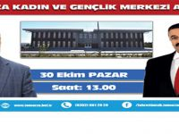 TOMARZA BELEDİYE BAŞKANI IŞIK DAVET EDİYOR