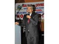 Akkışla Belediye Başkanı Ali Ergül 29 Ekim Cumhuriyet bayramını kutladı