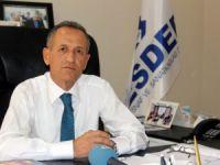 """ESDER Başkanı Erçalık: """"Ülkemizin bölünmez bütünlüğü bozulmayacak"""""""