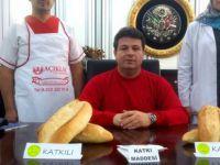Selim Açık, ülke genelinde katkılı ekmek üretiminin durdurulmasını istedi