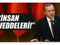 Cumhurbaşkanı Erdoğan çok sert konuştu...