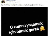 Kayseri'de Genç Kız Yaşamak İçin Ölmek Gerek Deyip 7. Kattan Atladı