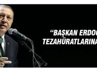 'Başkan Erdoğan' tezahüratlarına yanıt