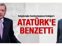 Kılıçdaroğlu: Recep Tayyip Erdoğan da bir Atatürk'tür