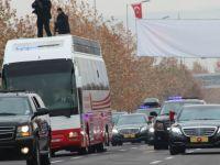 Cumhurbaşkanı Erdoğan ve Başbakan Yıldırım Kayseri'ye geldi