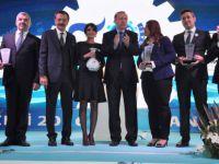 Erdoğan, Kayseri Sanayi Odası'nın 50. Yılı ve Sanayi Gecesine katıldı