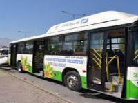Kayseri'de halk otobüslerindeki bilet okuma cihazları üzerinden usulsüzlük