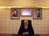 Ak Parti İl Başkanı Özden Bu miting Kılıçdaroğlu'na cevap oldu