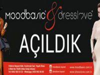 Moodbasic & Dresslove Şubesi açıldı
