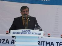 Tomarza Belediyesi'nden ''Ülken icin döviz bozdur Kampanyası''