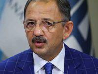 Bakan Özhaseki CHP'li Gürsel Tekin'in İddialarına Cevap Verdi