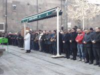 Memur-Sen Halep'te hayatını kaybedenler için gıyabi cenaze namazı kıldı