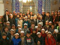 Yahyalı Halep'e dua için sabah namazında buluştu
