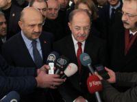 Sağlık Bakanı Akdağ, yaralı askerleri ziyaret etti