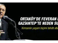 Cumhurbaşkanı Erdoğan: Kimsenin yaşam biçimi tehdit altında değildir
