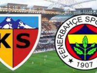 Kayserispor, Fenerbahçe maçının bilet fiyatlarını açıkladı