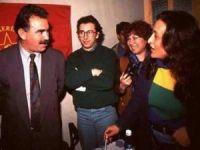 Can Dündar'ın Öcalan'la Suriye'de bir araya geldiği an