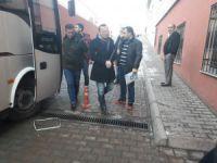 FETÖ operasyonunda, 7 asker Kayseri'de gözaltına alındı