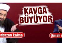 Cübbeli'den Ahmet Hakan'a yanıt  EVLEN, ABAZA KALMA