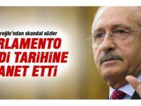 Kılıçdaroğlu: Bu parlamento kendi tarihine ihanet etti