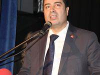 CHP İl Başkanı Feyzullah Keskin Danışma Meclis Toplantısı'nda konuştu
