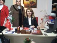AK PARTİ KAYSERİ KADIN KOLLARINDAN MAGNET'E ZİYARET
