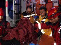 Erciyes Dağı'nda kaybolan genç, hayatını kaybetti