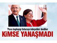 Ey CHP Elif Doğan'ın faturasını kim ödeyecek?