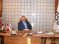 Kayseri OSB Yönetim Kurulu Başkanı Tahir Nursaçan KDV İndirimi ve ÖTV'nin Sıfırlanması