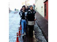 Kayseri'de Uyuşturucu operasyonu 5 kişi adliyeye sevk edildi