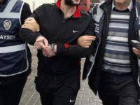 Erkilet'te eski okulundan 100 bin TL'lik hırsızlık yaptı