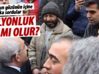 Vatandaştan Kılıçdaroğlu'na 1.2 milyonluk fatura tepkisi-video