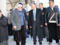 Başkan Büyükkılıç ve ekibi Gesi Fatih Mahallesini ziyaret etti