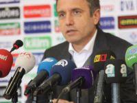 Bursaspor Teknik Direktörü Mutlu Topçu:
