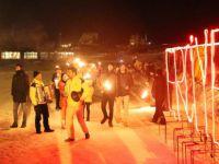 Erciyes'te Görsel Şölen