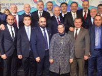 KTO'nun, Gelecek Kayseri'de ödül töreni Özhaseki'nin katılımı ile gerçekleştirildi