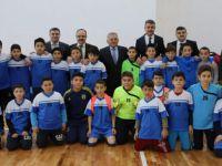 Başkan Büyükkılıç Tınaztepe sosyal ve spor tesislerinde