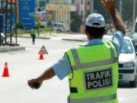 Kayseri'de 366 araç trafikten men edildi
