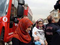 Kayseri'de İntihar etmek isteyen genç kızı kurtardılar