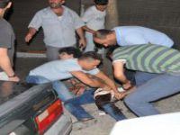 Kocasinan Sahabiye'de Suriyeli, Suriyeliyi bıçakladı