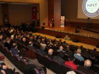 NNY Üniversitesi'nden Büyükkılıç'a teşekkür plaketi