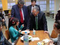 Büyükkılıç Melikgazi Yurt Müdürlüğü öğrencilerinin konuğu oldu