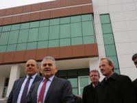 Mimarsinan'da 11 Mahalleye hizmet sunacak SEMT POLİKLİNİĞİ