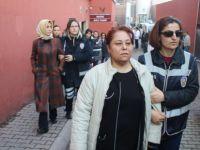 Kayseri'de Bylock kullandığı tespit edilen 21 kadın öğretmen adliyeye sevk edildi